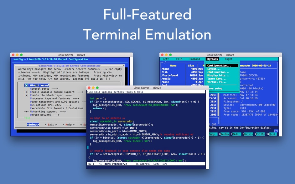 Serial 1 3 9 – Powerful serial terminal for makers and sysadmins