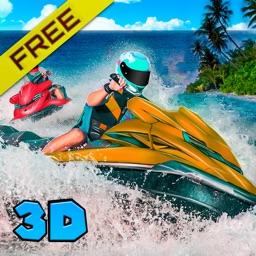 Jet Ski Boat Racing 3D