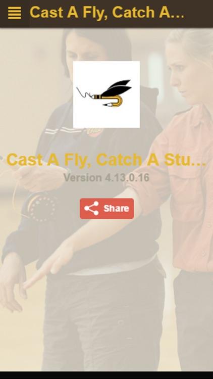 Cast A Fly, Catch A Student - Teacher Edition
