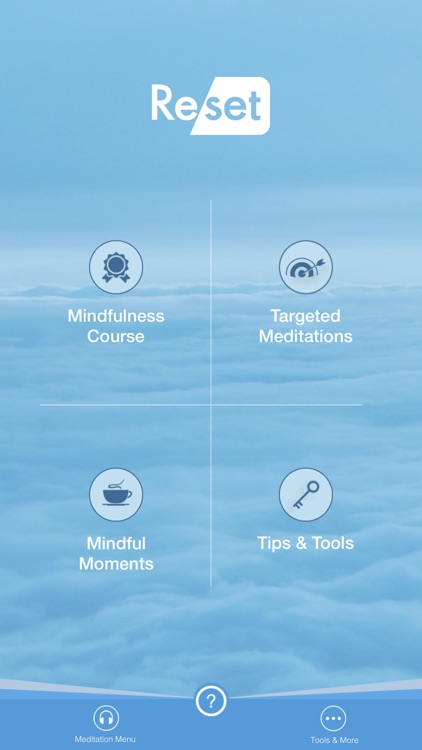 Reset: Guided Meditation & Mindfulness screenshot-0