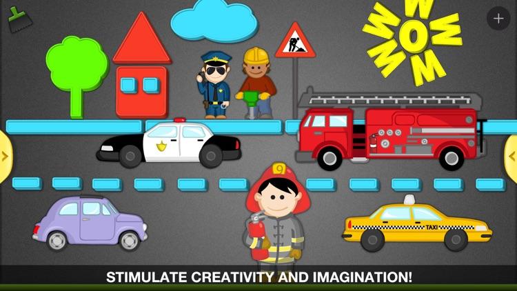 ABC - Magnetic Alphabet for Kids screenshot-3