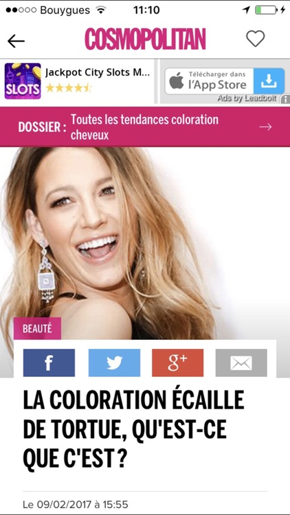 Cosmopolitan France screenshot-3