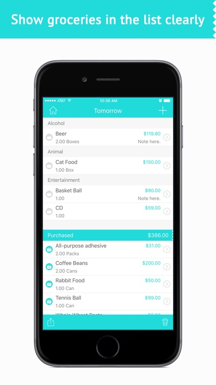 Grocery List Pro - Holiday and Food Shopping Lists
