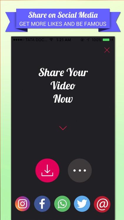 Reverse Video Editor - Rewind, Cutter & Add Music screenshot-3