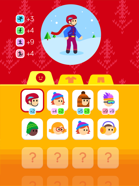 Ketchapp Winter Sports screenshot 9