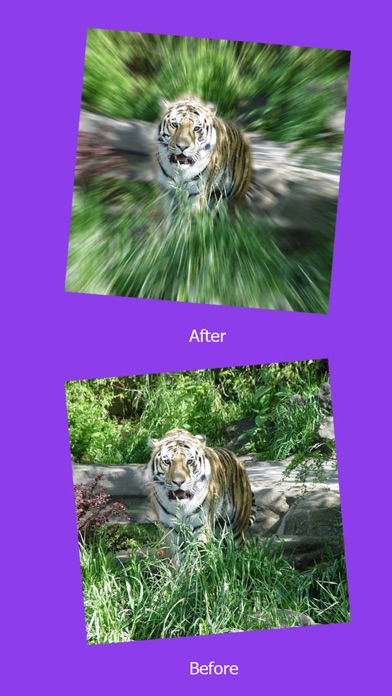 Screenshot #6 for Photo Focus Effects : Blur Image Background