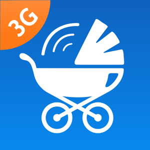 Baby Monitor 3G app