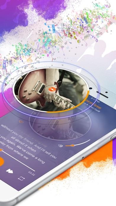다운로드 음악 플레이어 -  mp3 플레이어 - 음악을 듣다. Android 용