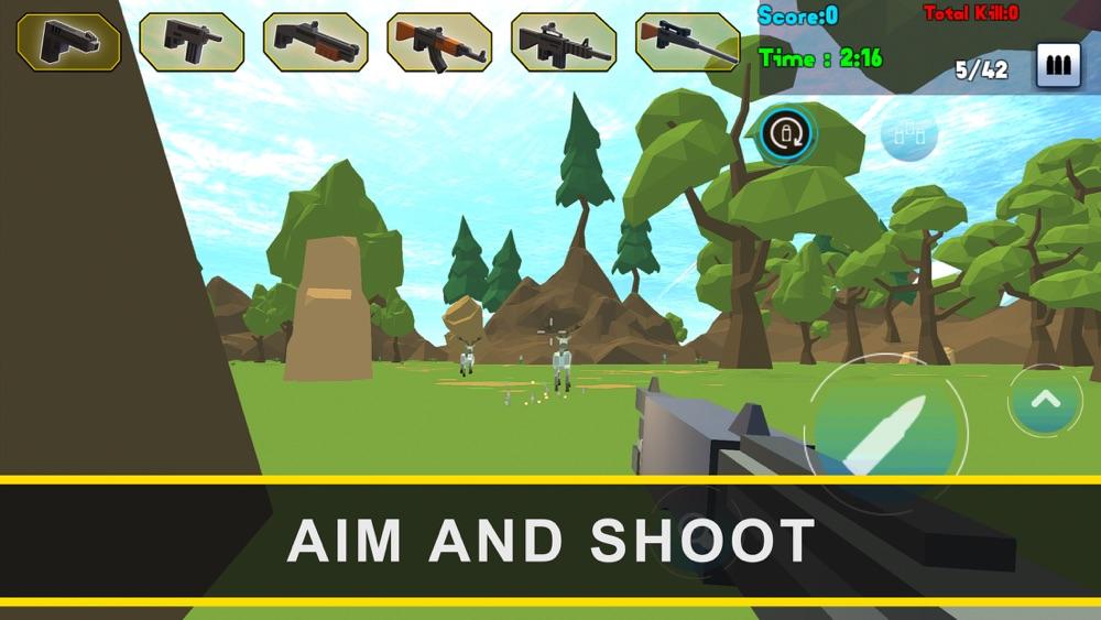 Wild Pixel Deer Sniper Hunting 2017 Cheat Codes