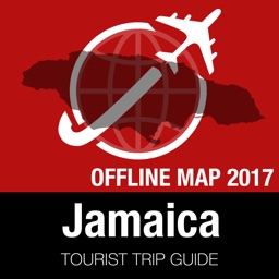 Jamaica Tourist Guide + Offline Map