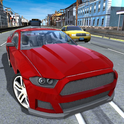 Extreme Car Racing Game: New Highway Traffic Racer