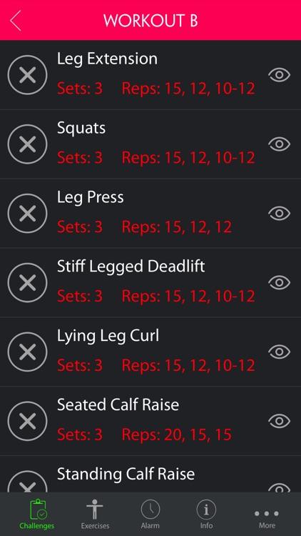 3 Day High Intensity Training Split ~ Muscle Pro