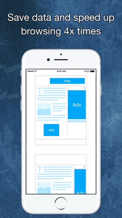 Ad Blocker - Block Ads and Tracking in Safari