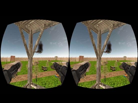 VR Gunship Rescue Helicopter Battle screenshot 10