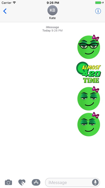 Sticky Icky Stickers screenshot-1