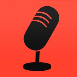 Ícone do app Mic'd - Beautifully simple recording
