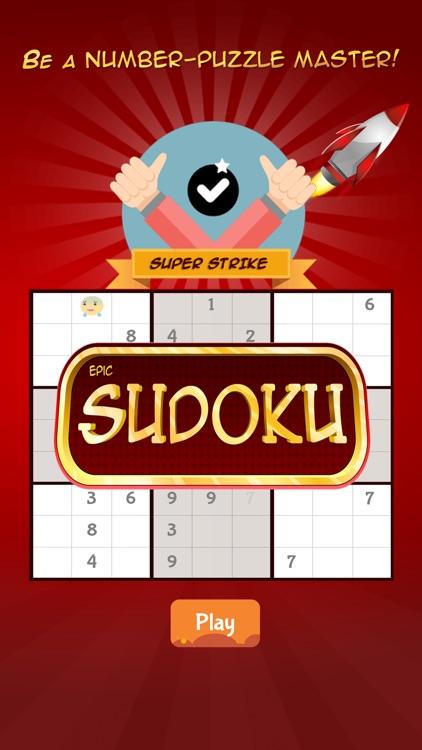 Epic Sudoku screenshot-4