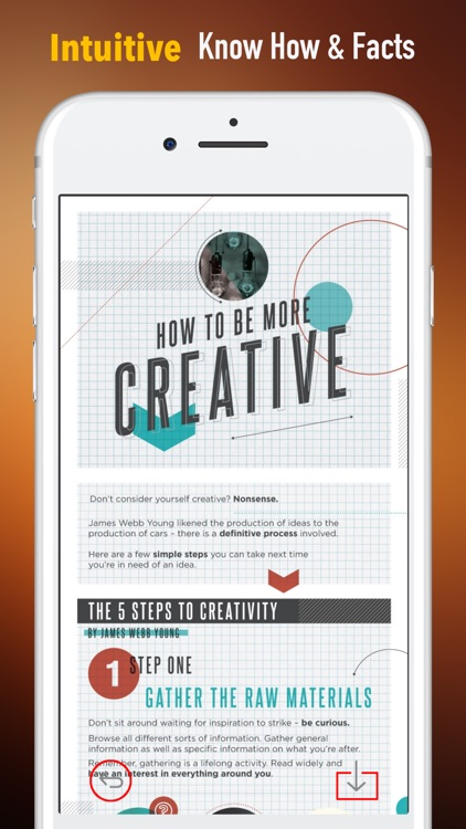 How to Improve Your Creativity-Tips and Guide screenshot-0