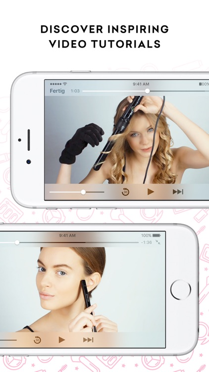 Cleo - Beauty tutorials for hair, make-up & nails