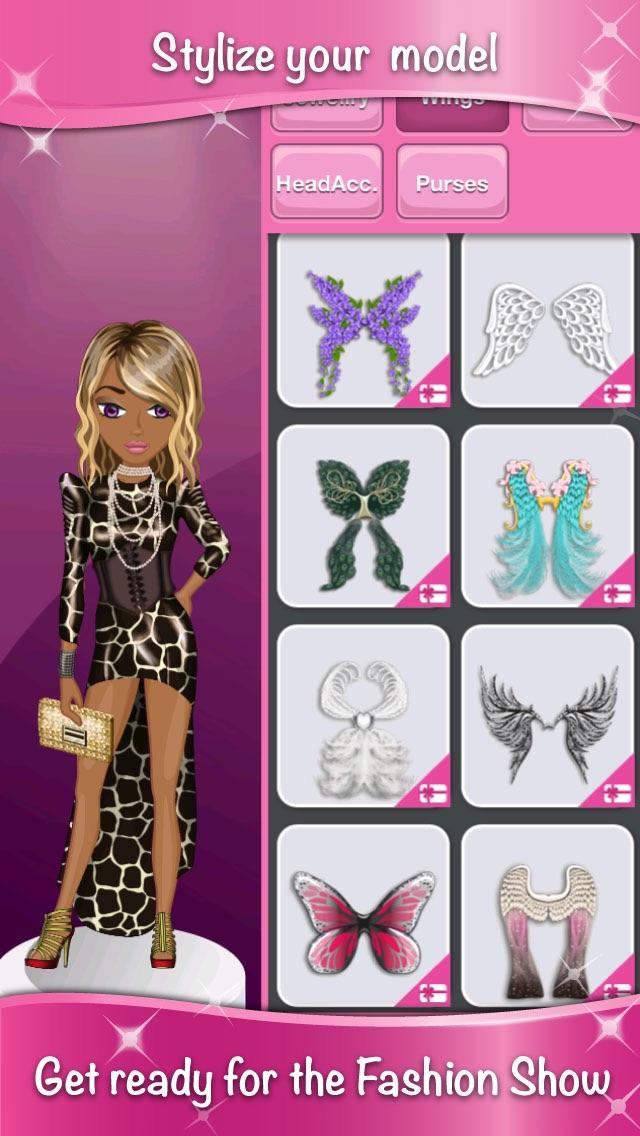 Fashion Studio Screenshot