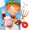 Tiny Farm: Animal & Tractor App for Kids