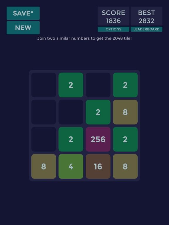 Игра 2048 4x4 6x6 8x8 10x10