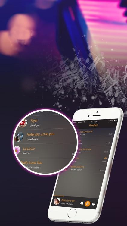 Music player - mp3 player - listen to music screenshot-3
