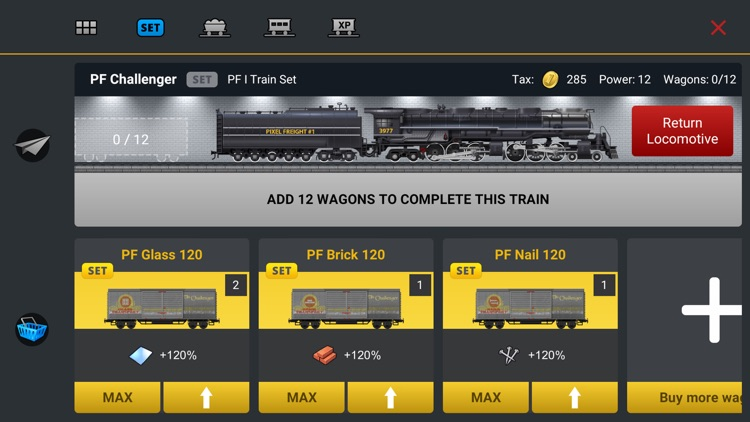 TrainStation - The Game on Rails screenshot-3