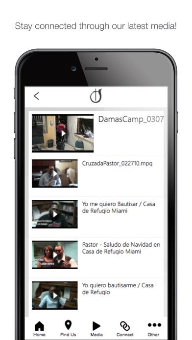 Image of Casa de Refugio en Miami for iPhone