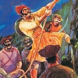 Tanaji- Amar Chitra Katha Comics