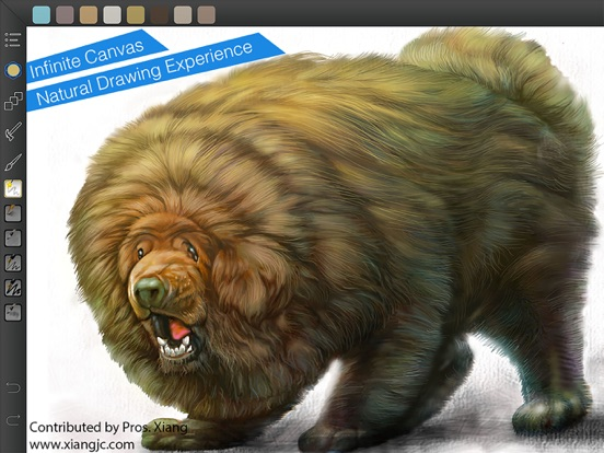 MyBrushes Pro: Paint and Draw Screenshot