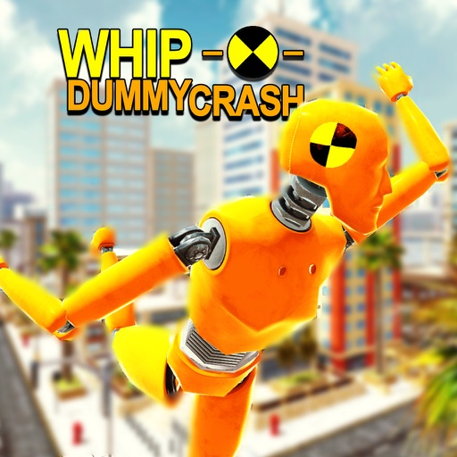 Whip Dummy Crash