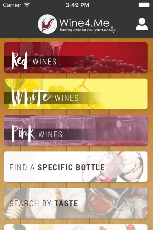 Wine4.Me – Wine and Food Pairing, Recommendation