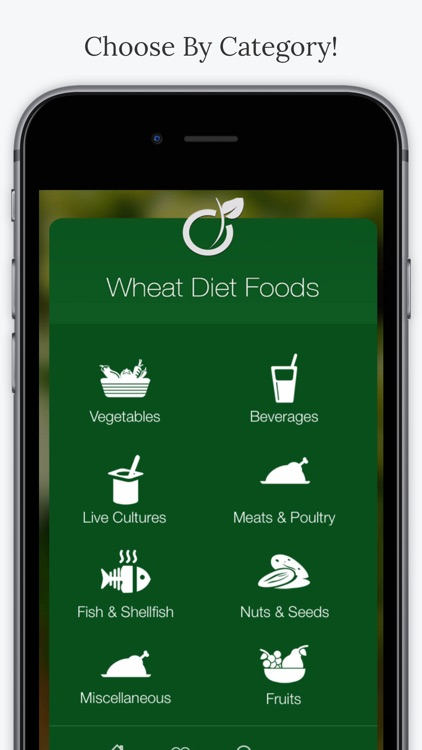 Wheat Diet Foods screenshot-2