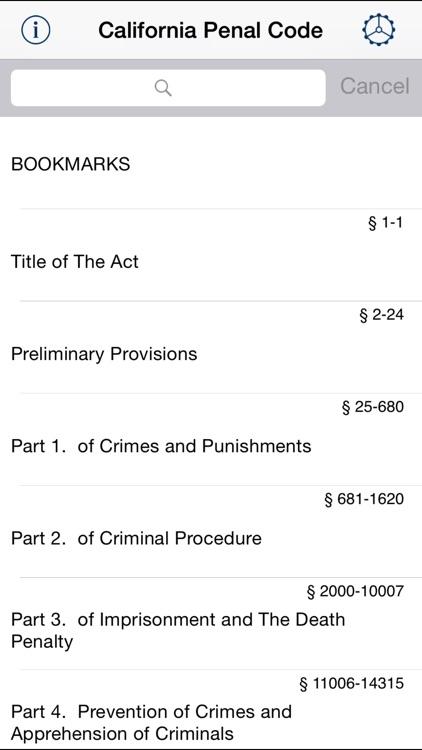 CA Penal Code 2017 - California Law