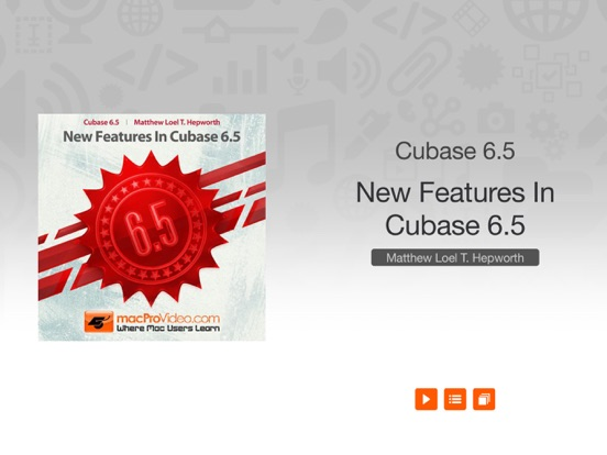 Course For Cubase 6 5 - New Features In Cubase 6 5   App Price Drops