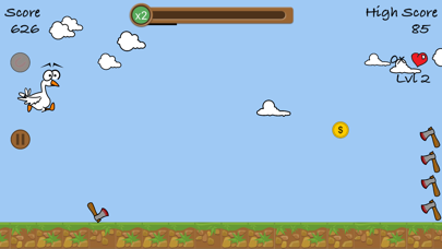 Goose Goose Run screenshot three