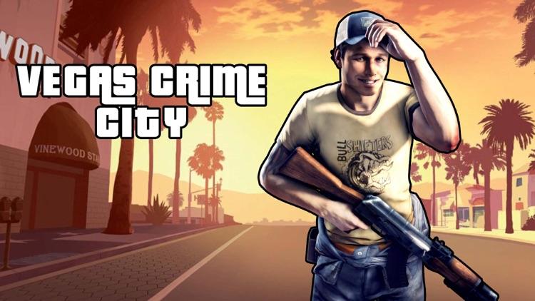 Crime City Gangster Shooter Games: War Simulator screenshot-0