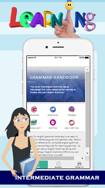 English Grammar and Writing Lessons