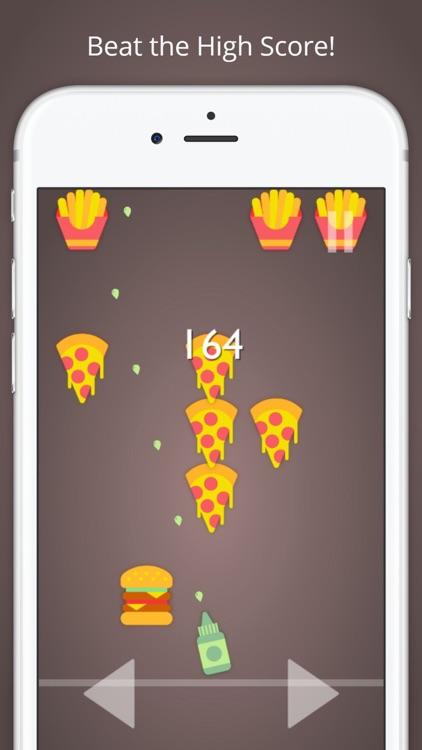 Food Shooter PRO - Time Killer Game screenshot-3