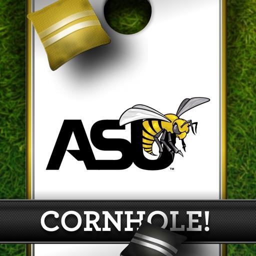 Alabama State Hornets Cornhole