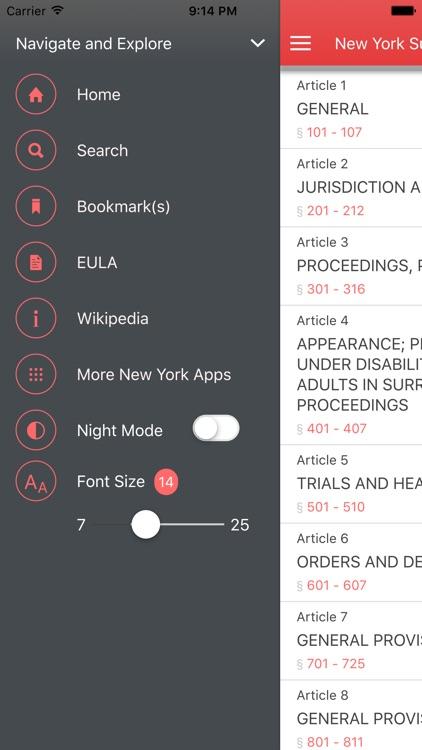 NY Surrogate's Court Procedure screenshot-4