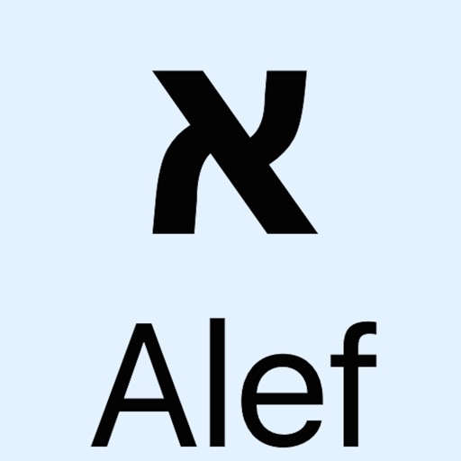 Hebrew Alphabet - play and learn