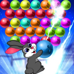 Bunny Bubble Shooter Deluxe