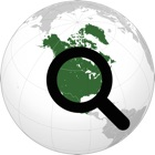 Find it in South America icon