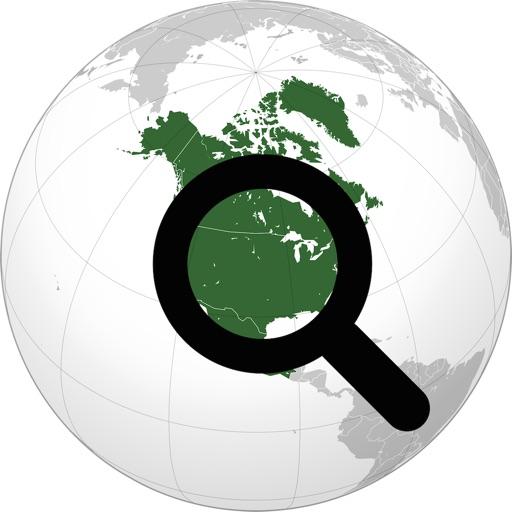 Find it in South America