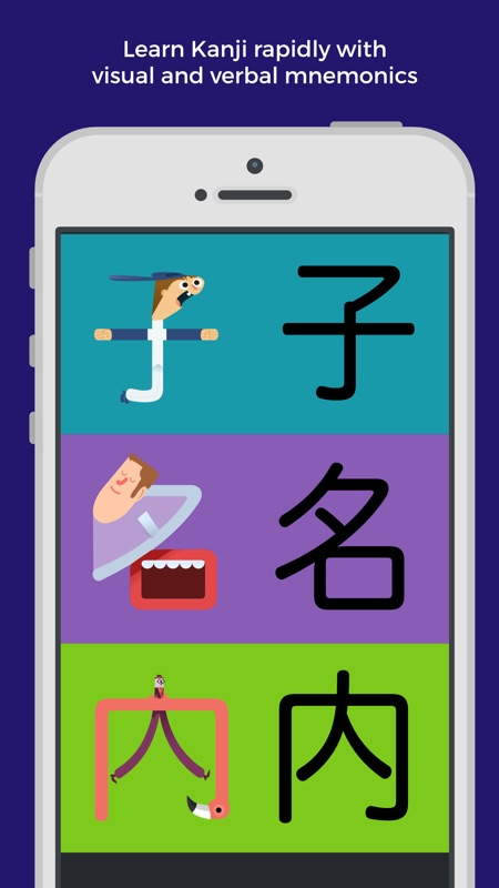 3 Minutes to Hack Kanji Mnemonics: Learn Japanese fast with
