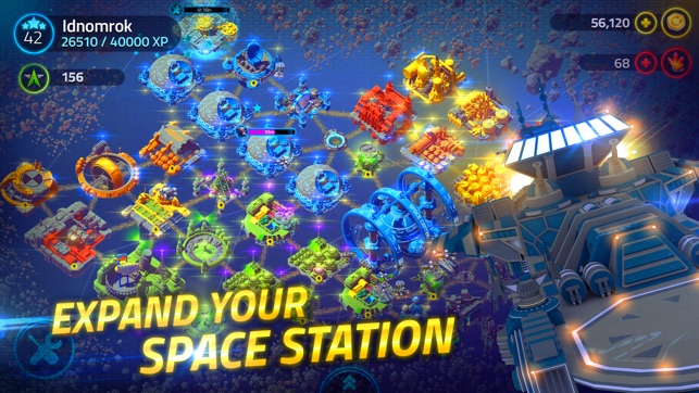 Merchants of Space: Intergalactic Space Outpost on the App Store