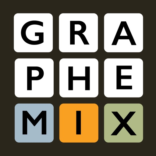 Graphemix Word Puzzle