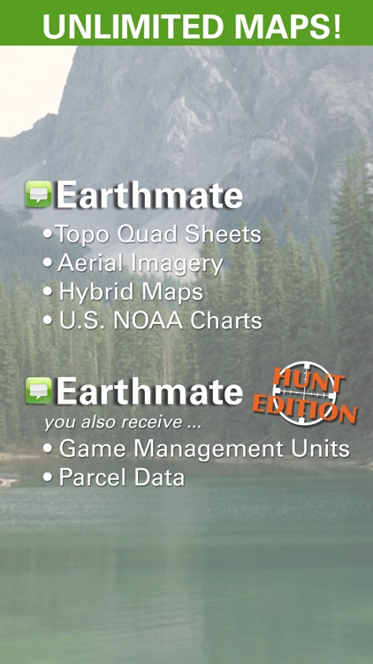 Earthmate – GPS for Outdoor or Hunting